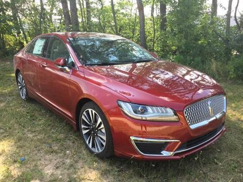 2017 Lincoln MKZ for sale in Greenville MI