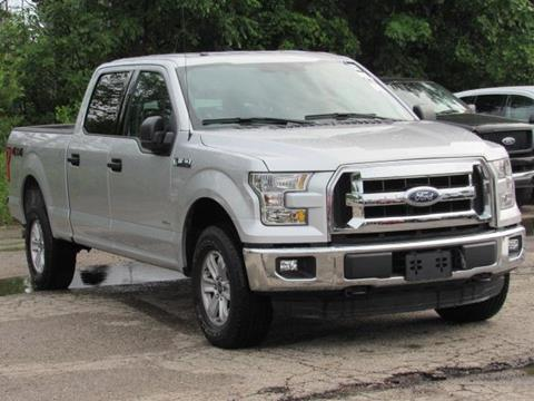 2016 Ford F-150 for sale in Greenville MI