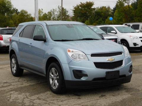 2014 Chevrolet Equinox for sale in Greenville MI