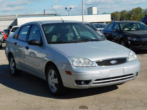 2007 Ford Focus for sale in Greenville MI