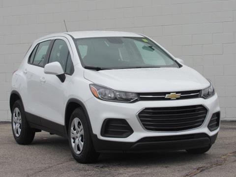 2017 Chevrolet Trax for sale in Greenville MI