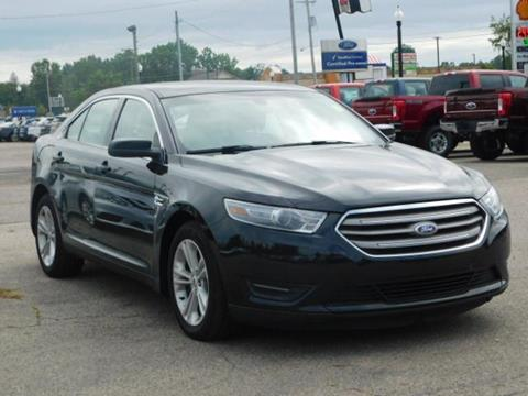 2013 Ford Taurus for sale in Greenville MI