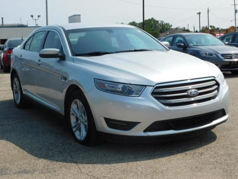 2014 Ford Taurus for sale in Greenville MI