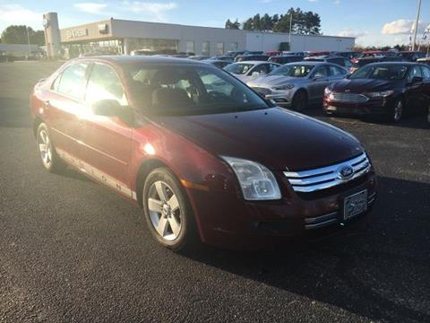 2007 Ford Fusion for sale in Greenville MI
