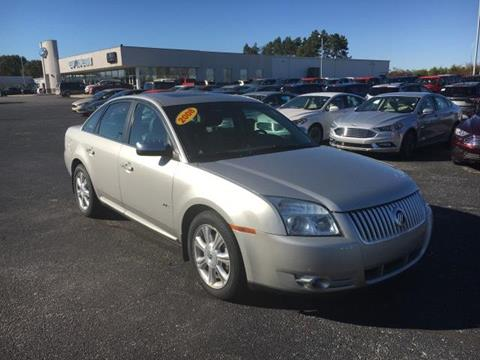 2008 Mercury Sable for sale in Greenville MI