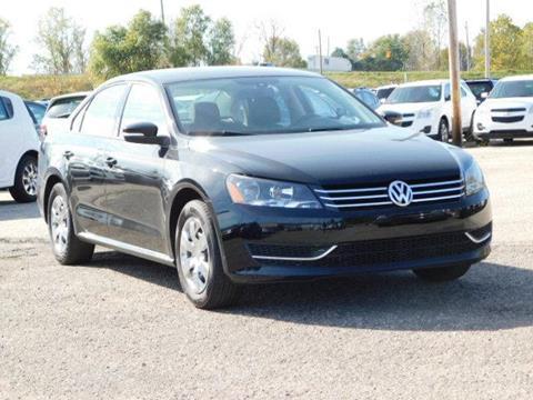 2013 Volkswagen Passat for sale in Greenville MI