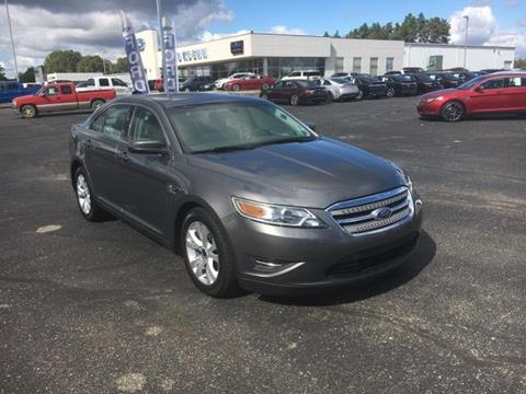 2012 Ford Taurus for sale in Greenville MI