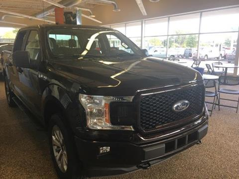 2018 Ford F-150 for sale in Greenville, MI