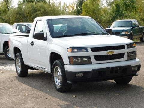 2012 Chevrolet Colorado for sale in Greenville MI