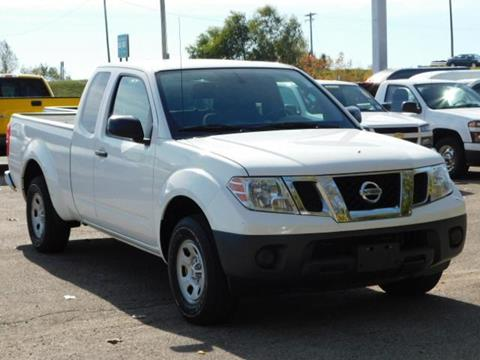 2015 Nissan Frontier for sale in Greenville MI