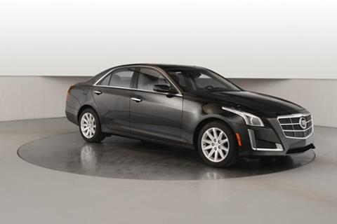 2014 Cadillac CTS for sale in Greenville MI