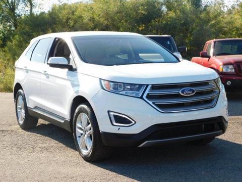 2015 Ford Edge for sale in Greenville MI