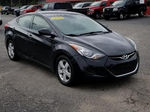 2013 Hyundai Elantra for sale in Greenville MI