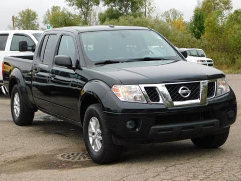2014 Nissan Frontier for sale in Greenville MI