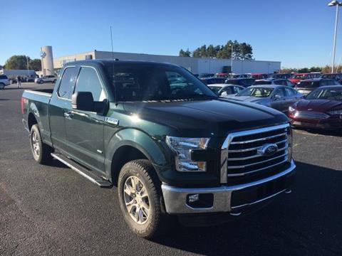 2015 Ford F-150 for sale in Greenville MI