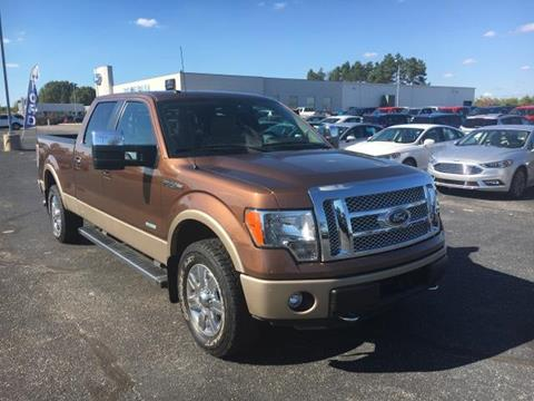2012 Ford F-150 for sale in Greenville MI