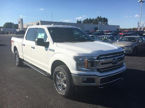2018 Ford F-150 for sale in Greenville MI