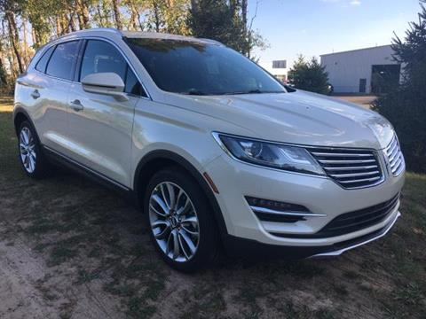 2018 Lincoln MKC for sale in Greenville MI