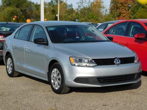 2014 Volkswagen Jetta for sale in Greenville MI