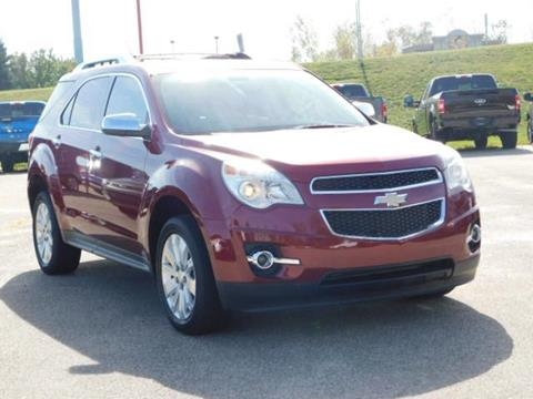 2010 Chevrolet Equinox for sale in Greenville MI