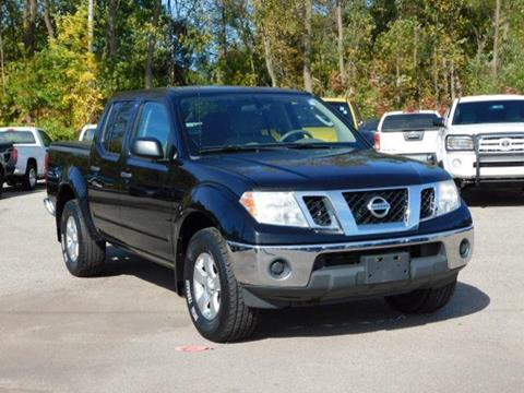 2011 Nissan Frontier for sale in Greenville, MI