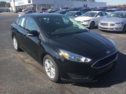 2017 Ford Focus for sale in Greenville MI