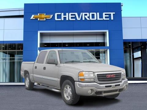 2005 GMC Sierra 1500 for sale in Greenville, MI