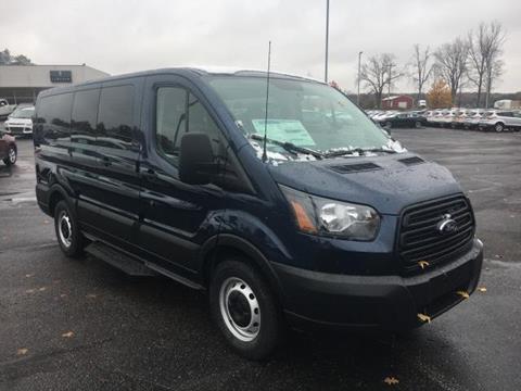 2019 Ford Transit Passenger for sale in Greenville, MI