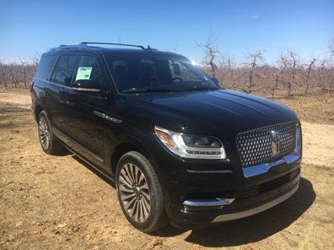2019 Lincoln Navigator for sale in Greenville, MI