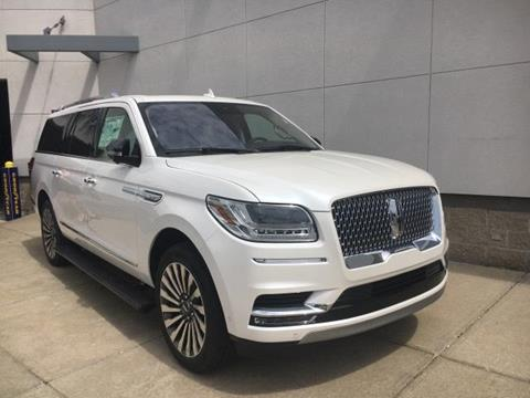 2019 Lincoln Navigator L for sale in Greenville, MI
