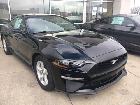 2019 Ford Mustang for sale in Greenville, MI