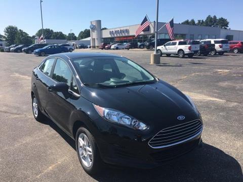 2019 Ford Fiesta for sale in Greenville, MI