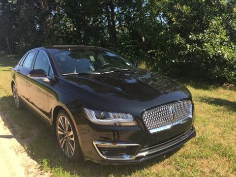 2019 Lincoln MKZ Hybrid for sale in Greenville, MI