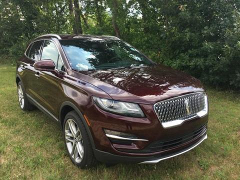 2019 Lincoln MKC for sale in Greenville, MI