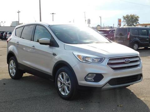 2019 Ford Escape for sale in Greenville, MI