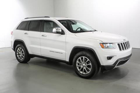 2015 Jeep Grand Cherokee for sale in Greenville MI