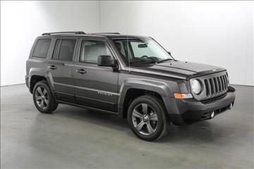 2014 Jeep Patriot for sale in Greenville, MI