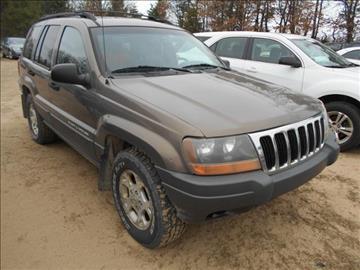 2001 Jeep Grand Cherokee for sale in Greenville, MI