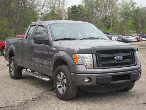 2014 Ford F-150 for sale in Greenville MI