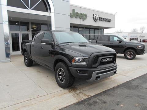 2016 RAM Ram Pickup 1500 for sale in Greenville MI