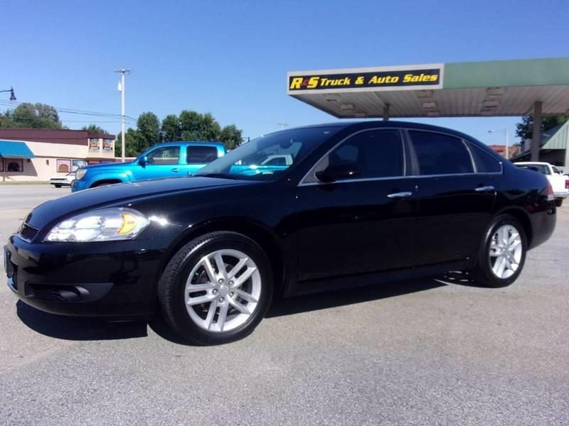 Pleasant 2014 Chevrolet Impala Limited Ltz Fleet 4Dr Sedan In Vinita Inzonedesignstudio Interior Chair Design Inzonedesignstudiocom