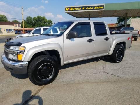 2006 Chevrolet Colorado for sale at R & S TRUCK & AUTO SALES in Vinita OK
