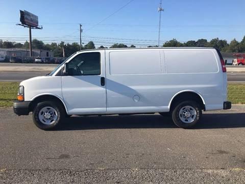 2011 Chevrolet Express Cargo for sale in Albertville, AL