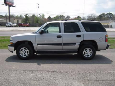2004 Chevrolet Tahoe for sale in Albertville, AL