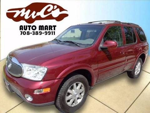 2004 Buick Rainier for sale at Mr.C's AutoMart in Midlothian IL