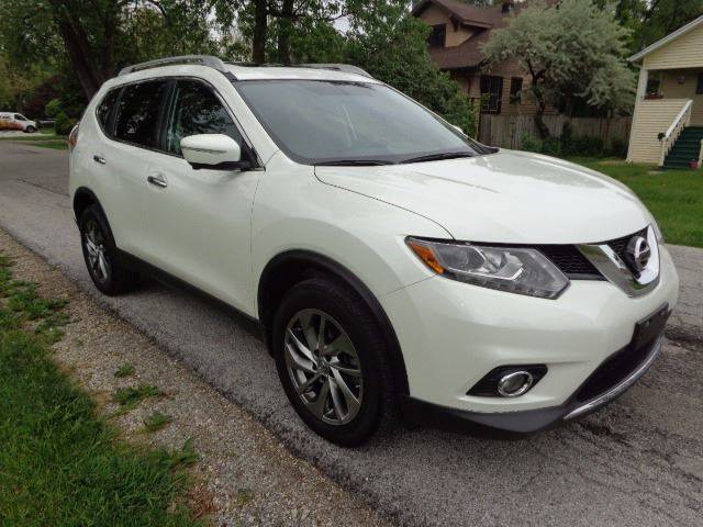 2015 Nissan Rogue for sale at Mr.C's AutoMart in Midlothian IL