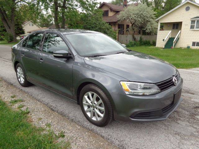 2012 Volkswagen Jetta for sale at Mr.C's AutoMart in Midlothian IL