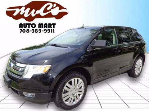 2008 Ford Edge for sale at Mr.C's AutoMart in Midlothian IL