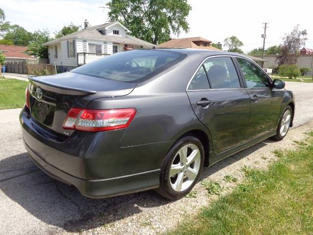 2011 Toyota Camry for sale at Mr.C's AutoMart in Midlothian IL