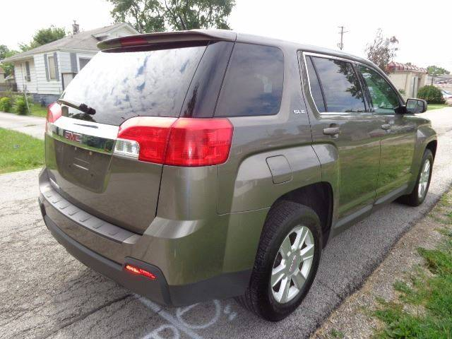 2012 GMC Terrain for sale at Mr.C's AutoMart in Midlothian IL